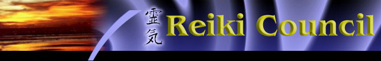 Reiki Council Logo