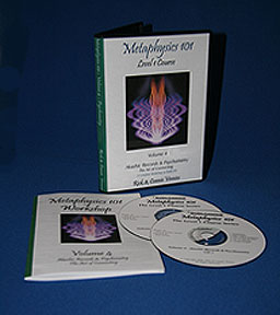 Metaphysics 101 Volume 4 - 2 CDs and mini-workbook