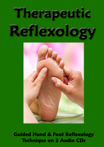 Therapeutic Reflexology Guided Technique on 2 CDs